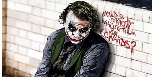 R1535 Canvas Wall Art Canvas Print Pop Art Joker
