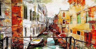 CITIES CANVAS WALL ART