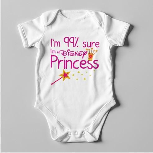 B13 Short Sleeve Baby Bodysuit