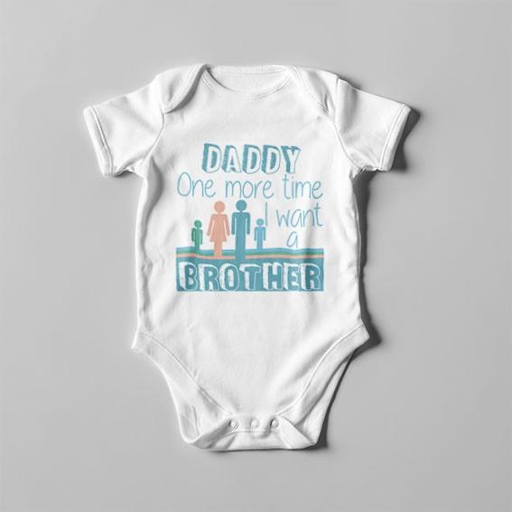 B02 Short Sleeve Baby Bodysuit