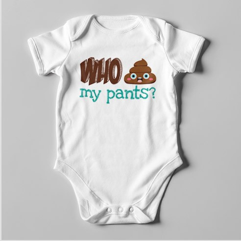 B42 Short Sleeve Baby Bodysuit