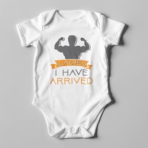 B05 Short Sleeve Baby Bodysuit