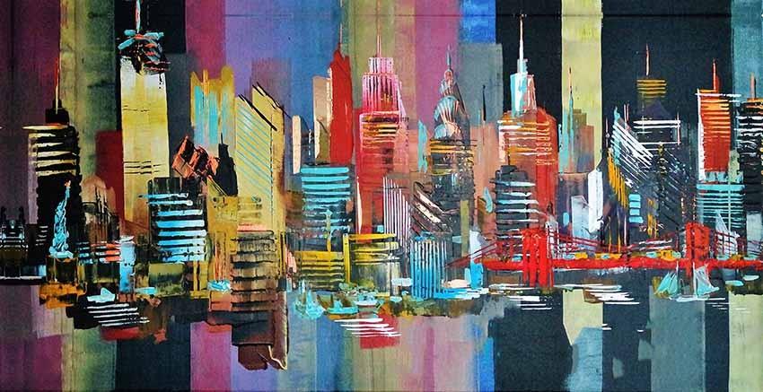 R2947 Canvas Wall Art Canvas Print