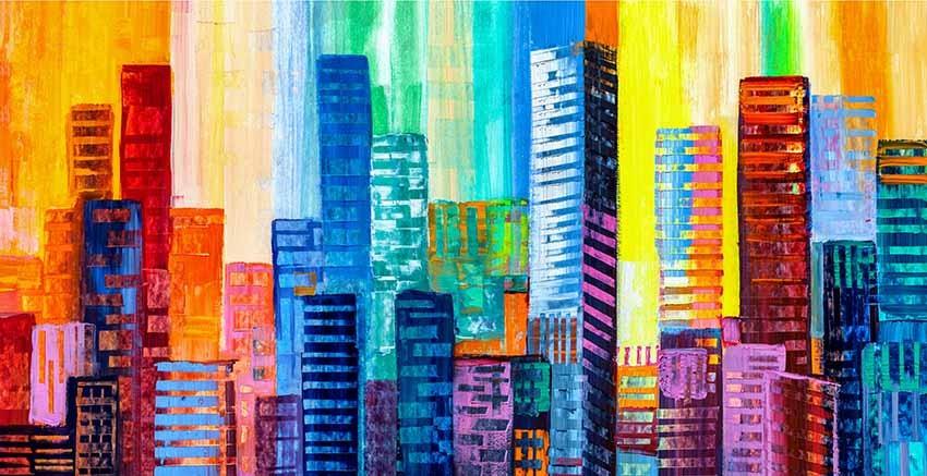 R3042 Canvas Wall Art Canvas Print