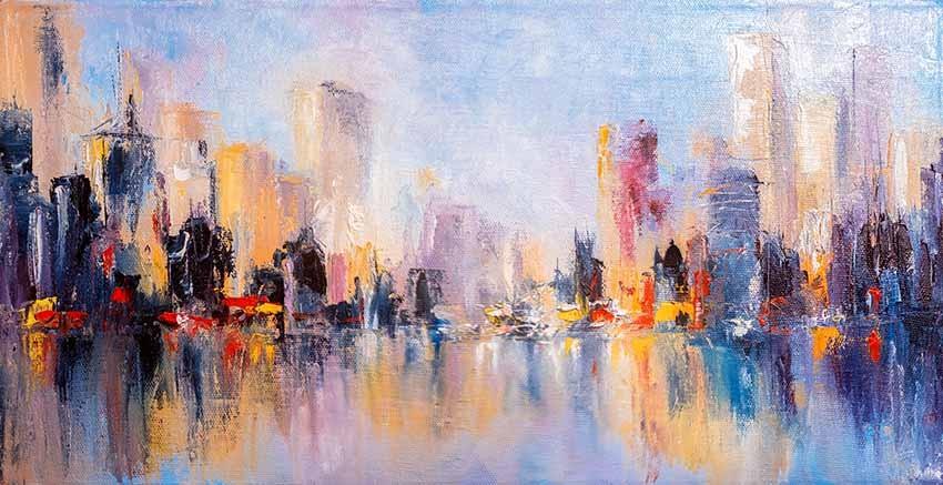 R3043 Canvas Wall Art Canvas Print
