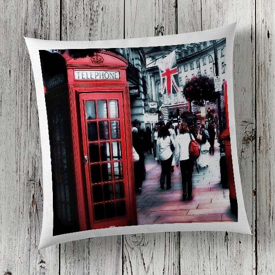 C105 Cushion Cover Sublimation Print London