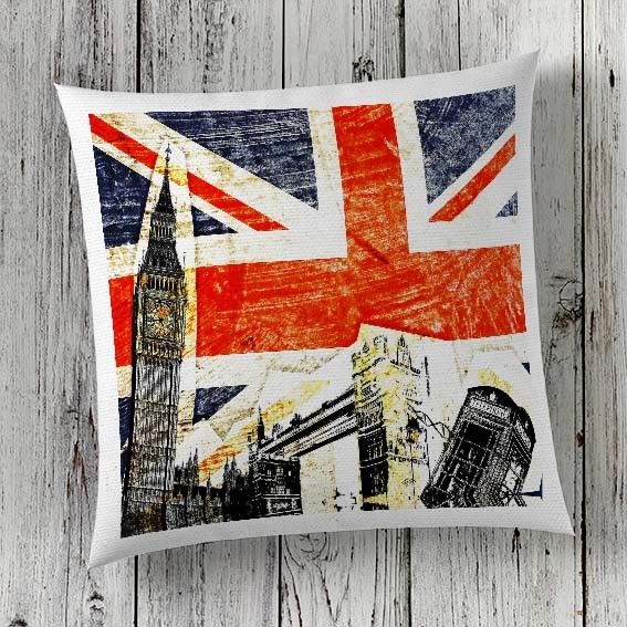 C112 Cushion Cover Sublimation Print London