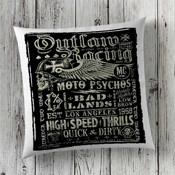 C115 Cushion Cover Sublimation Print London