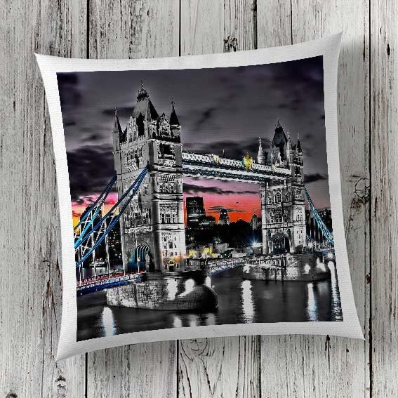 C123 Cushion Cover Sublimation Print London