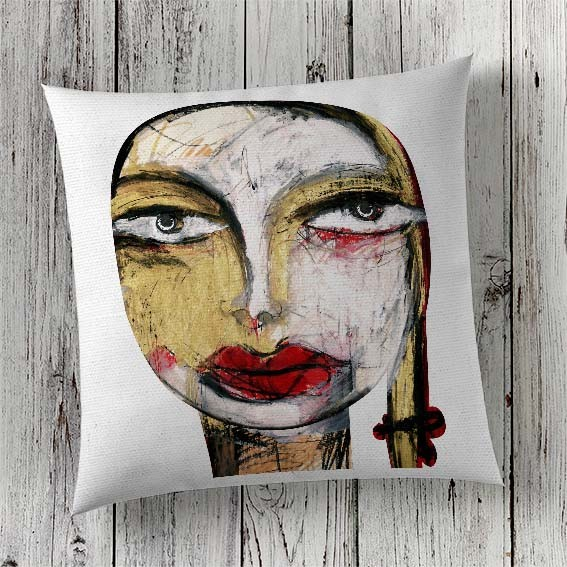 C125 Cushion Cover Sublimation Print London