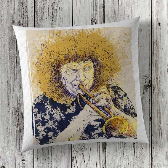 C126 Cushion Cover Sublimation Print London