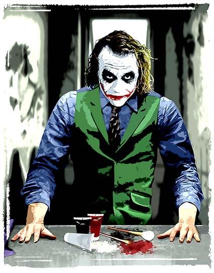 T153 Regular Fit Printed T-Shirt Joker