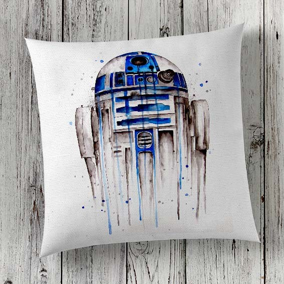 Cushion Cover Print R2D2
