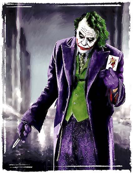 T171 Regular Fit Printed T-Shirt Joker