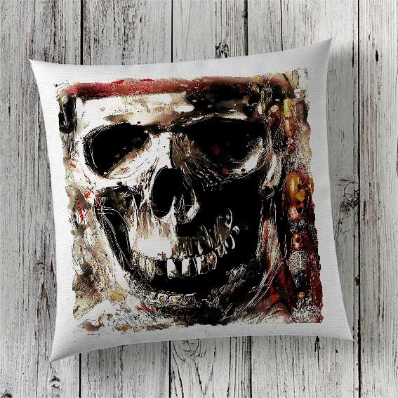 C1 Cushion Cover Sublimation Printed Polyester Soft Hand Feel 360gsm