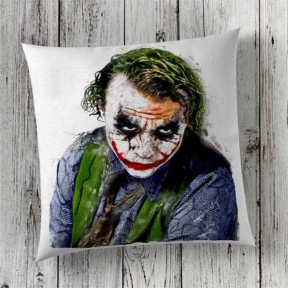 C20 Cushion Cover Sublimation Print Joker