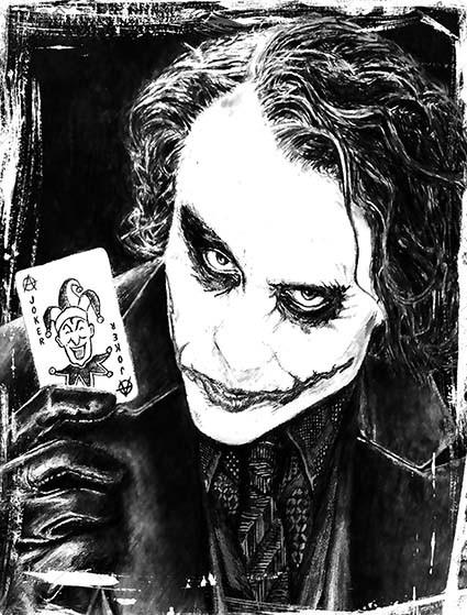 T278 Regular Fit Printed T-Shirt Joker