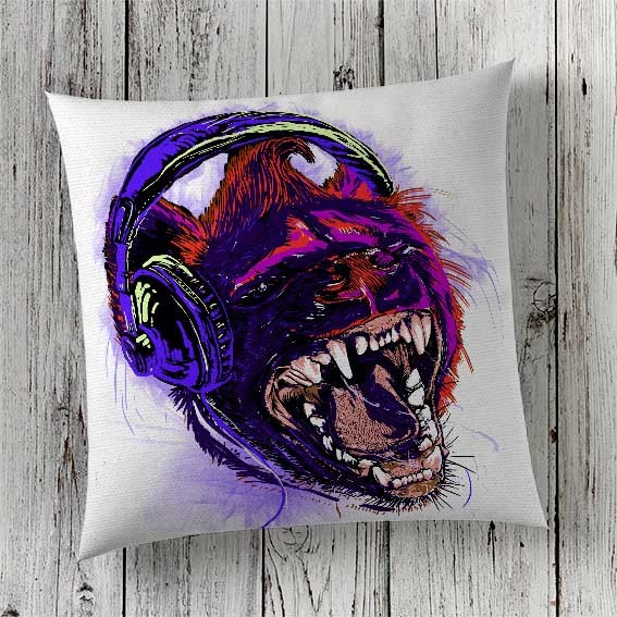 C48 Cushion Cover Sublimation Print Photo