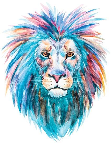 Lion t shirt