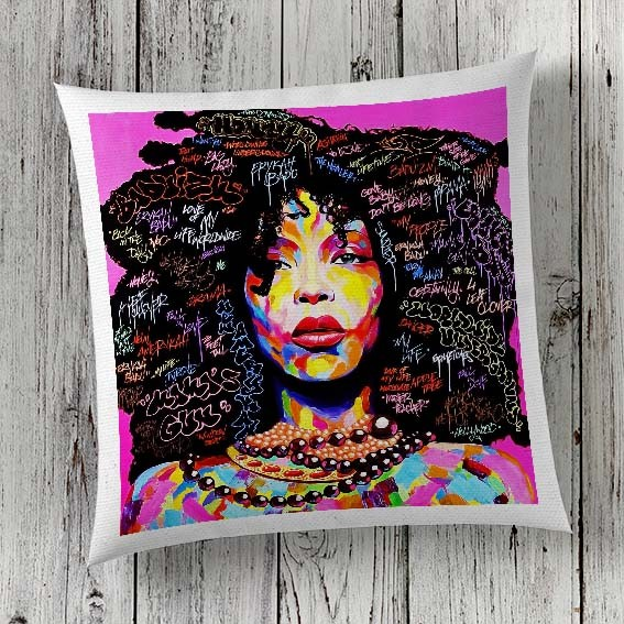 C87 Cushion Cover Sublimation Print Photo