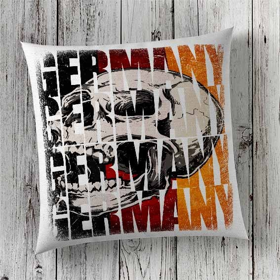 C8 Cushion Cover Sublimation Print Germany