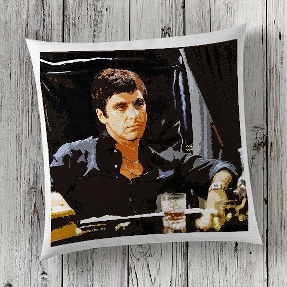 C94 Cushion Cover Sublimation Print London