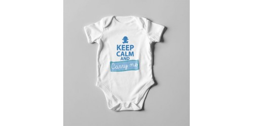 B01 Short Sleeve Baby Bodysuit