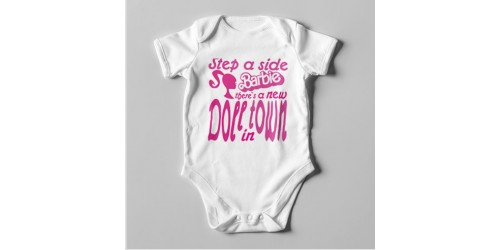 B14 Short Sleeve Baby Bodysuit
