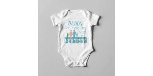 B02 Short Sleeve Baby Bodysuit