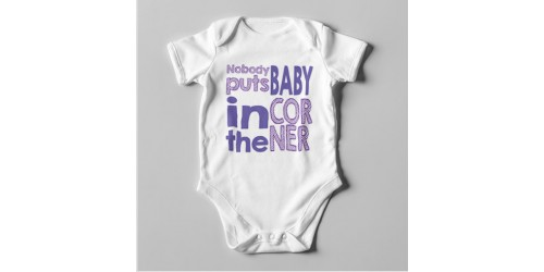 B28 Short Sleeve Baby Bodysuit