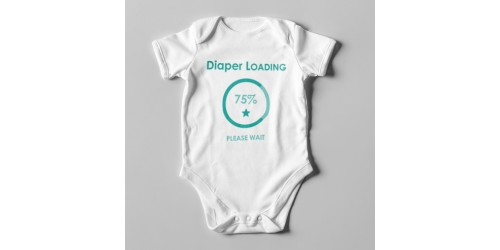 B03 Short Sleeve Baby Bodysuit