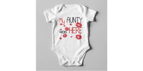 B30 Short Sleeve Baby Bodysuit