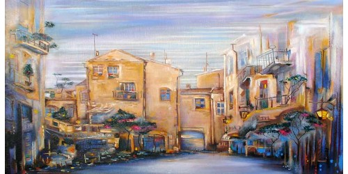 R2807 Canvas Wall Art Canvas Print