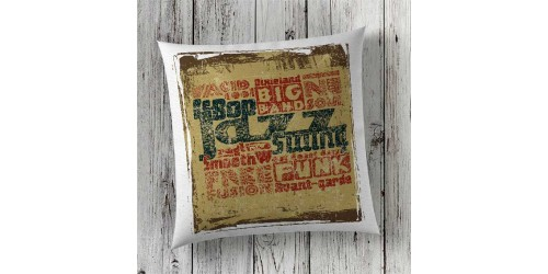 C107 Cushion Cover Sublimation Print London