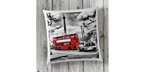 C111 Cushion Cover Sublimation Print London