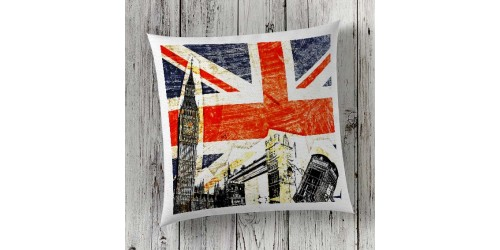 C112 Cushion Cover Sublimation Print London