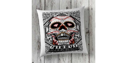 C116 Cushion Cover Sublimation Print London