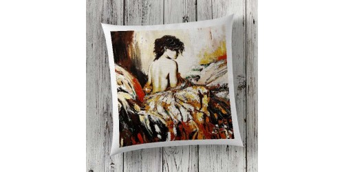 C122 Cushion Cover Sublimation Print London